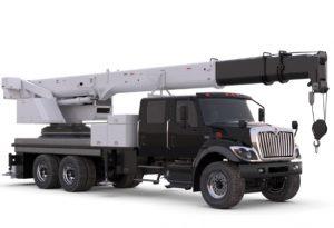 HV507 Crane