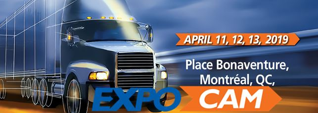 We will be present at Expocam on April 11-12-13!